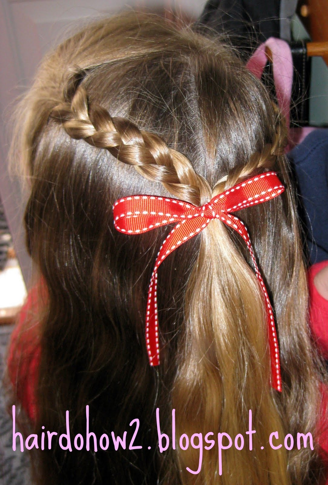 Displaying 19> Images For - Quick And Easy Crazy Hair Day Ideas
