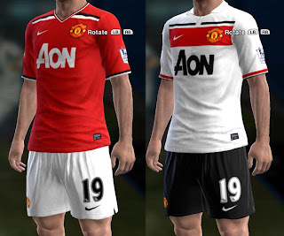 Fantasy Kits Manchester United