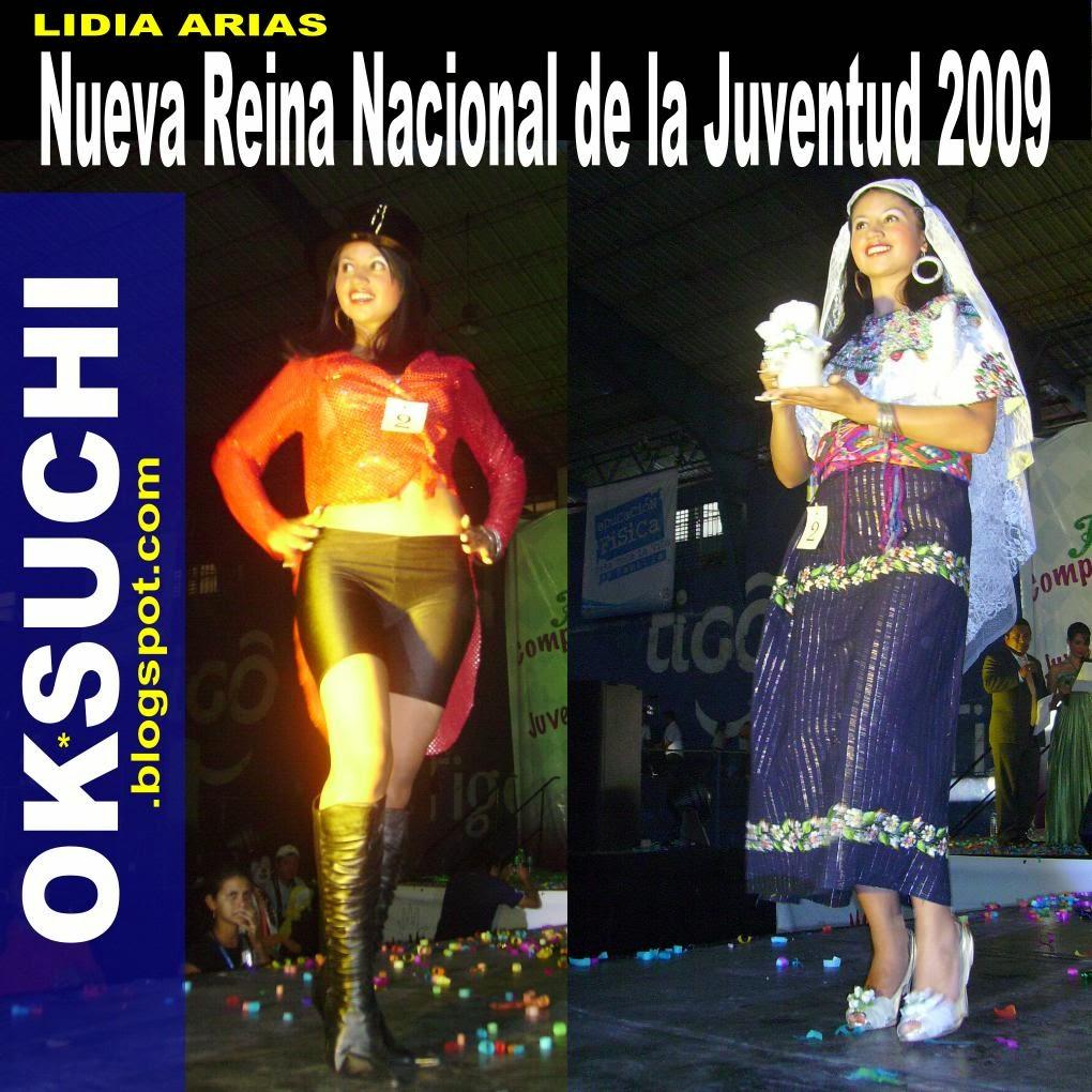 Reina Nacional de la Juventud 2009