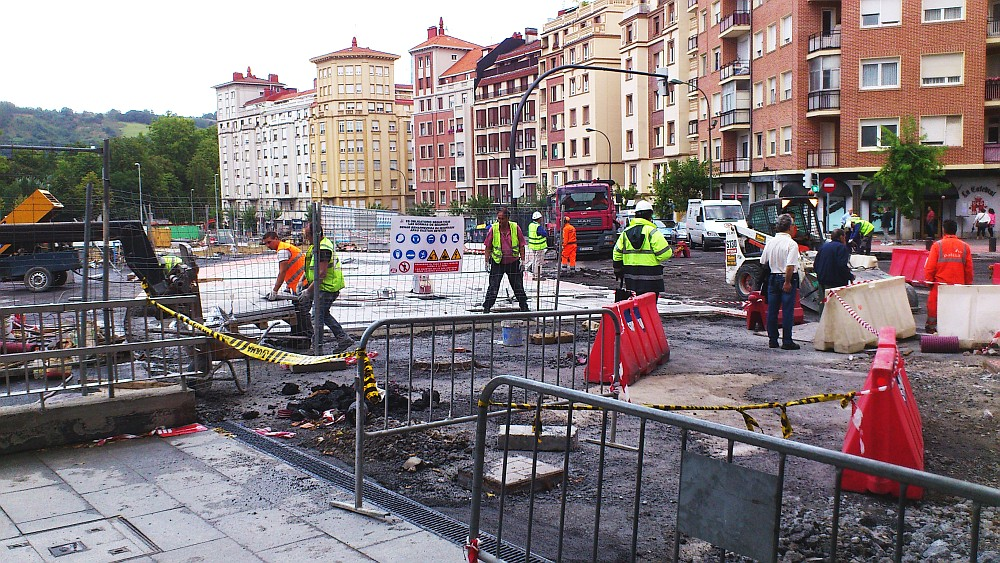 Culminan las obras de San Mamés. Athletic Club de Bilbao