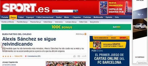Errores en periodismo deportivo gazapos, daño a los ojos