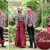 Trend Baju Muslim Couple Terbaru 2015