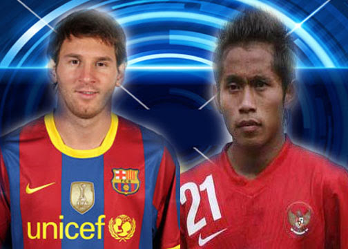 FIFA MENJULUKI ANDIK FIRMANSYAH SEBAGAI LIONEL MESSI INDONESIA