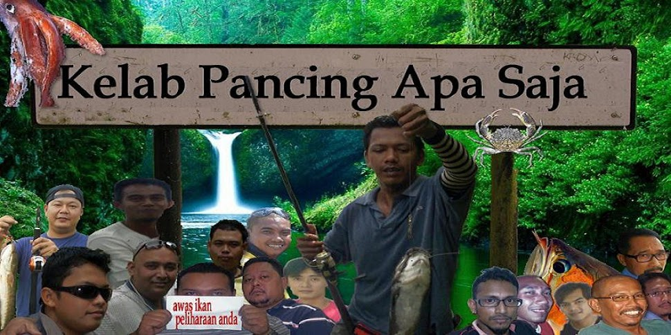 Kelab Pancing Apa Saja