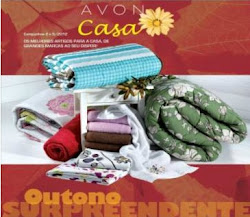 Avon Casa - Consulte a brochura AQUI