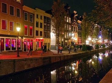 Bar di Belanda tawarkan khidmat Pelacur Halal