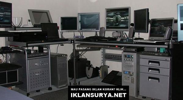 Ruang Kerja IT Industrial Lab