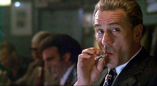 Robert De Niro in Martin Scorsese's Goodfellas