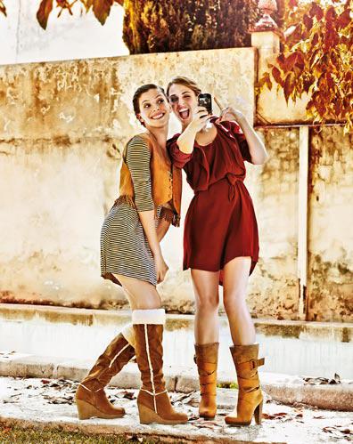 calzados Marypaz otoño invierno 2011 2012
