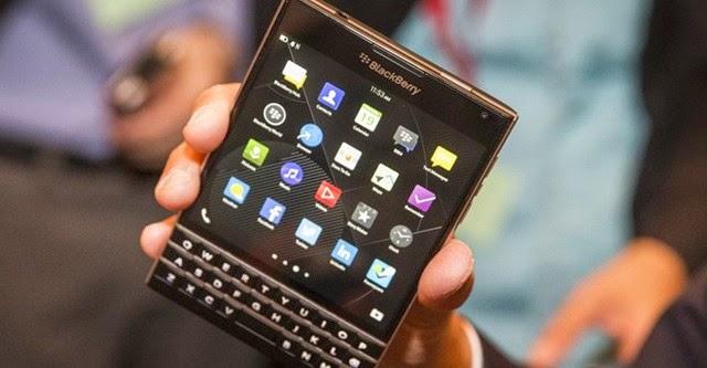 "BlackBerry Passport... ""lỡ hẹn"" với Việt Nam"