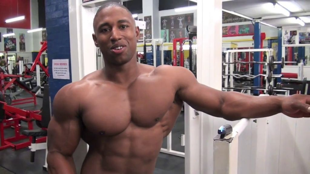 Shane Raymond Fit For Competing