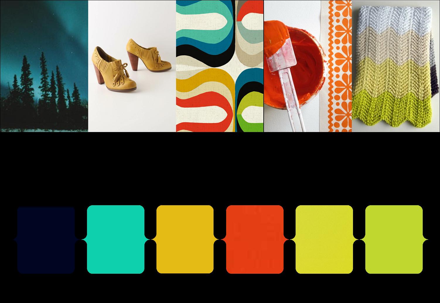 bird dog wedding colorful retro. Black Bedroom Furniture Sets. Home Design Ideas