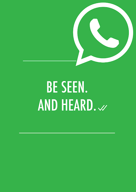 Whatsapp popular reliable app for iOS and Android for instant messaging