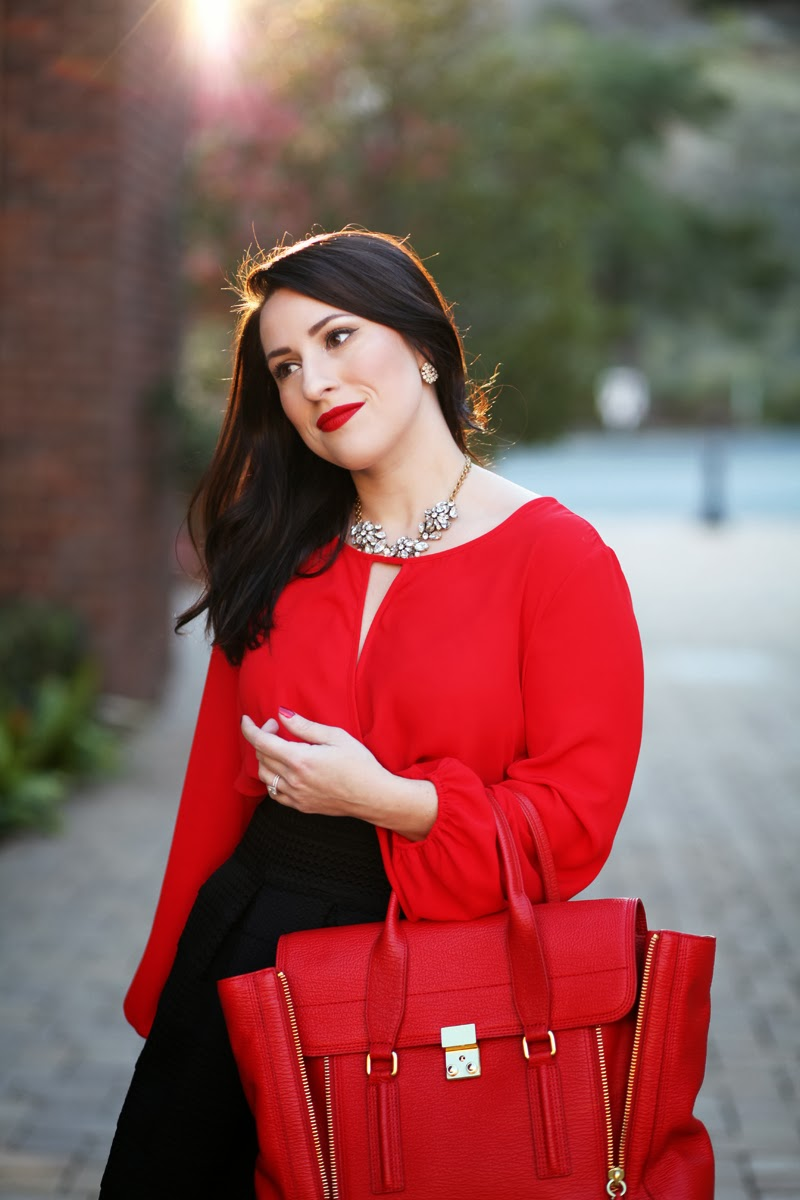3.1-phillip-lim-red-pashli-brunette-hair-san-diego-fashion-blogger-red-outfit-amber-king-red-holiday-outfit