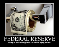 Fed Dollar Printing Responsible For Global Food Crisis