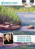 New DVDs by Maggie Price: Painting from Photos & Capture the Values of Sunlight & Shadow