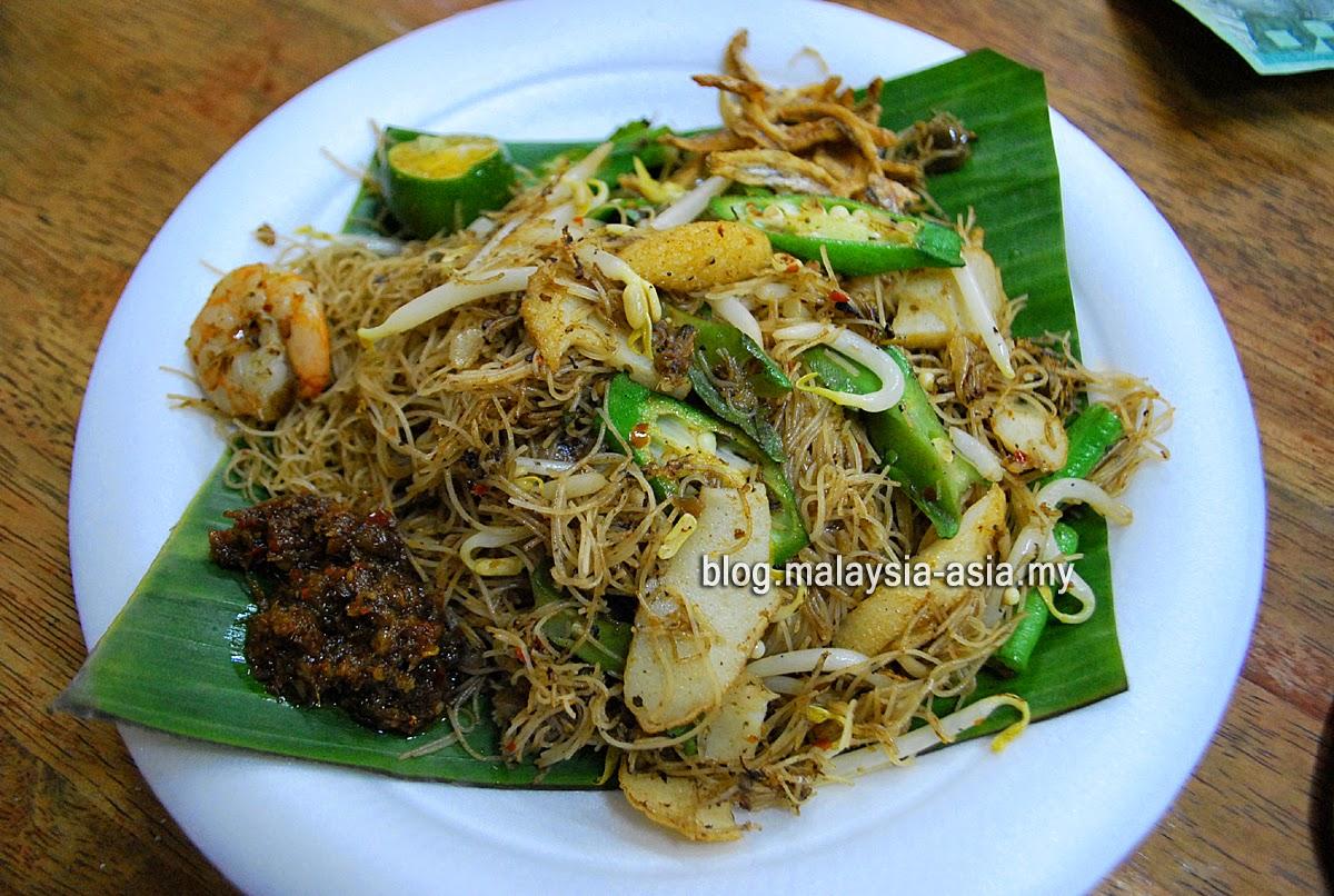 Fried Mee Hoon Malaysia