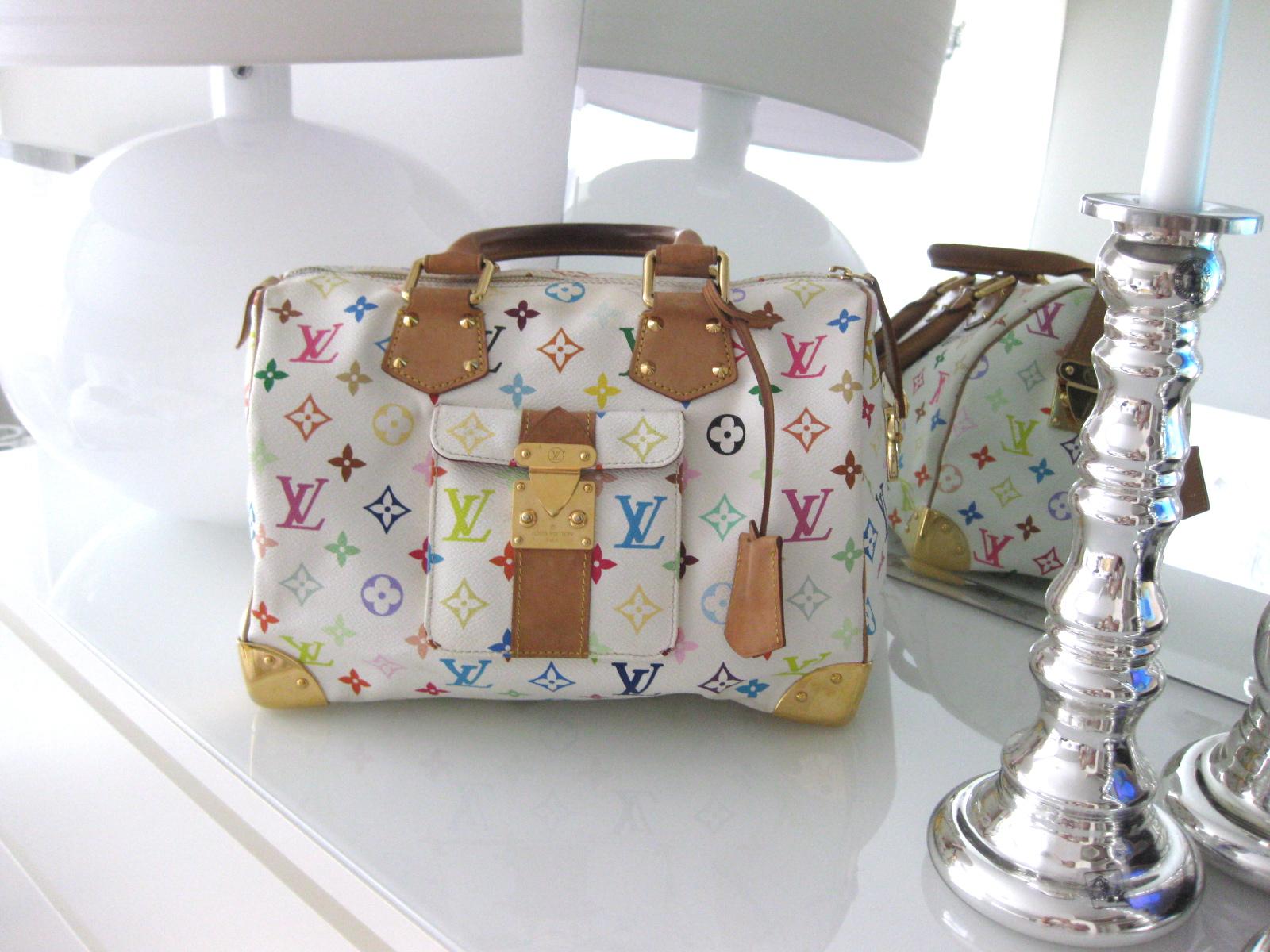 Myydään Louis Vuitton Käsilaukku : Secret trove of luxury myyd??n louis vuitton multicolore