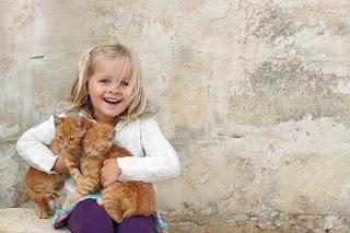 Nuôi thú cưng giúp trẻ học kỹ năng sống