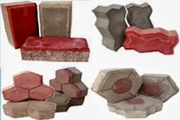Definisi Dan Pengertian Umum Paving Blok