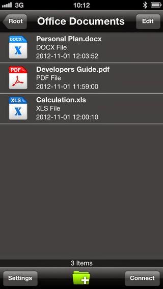 تطبيق ايفون لمشاركة الملفات مع جميع الأجهزة