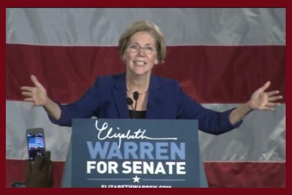 Senator-elect Elizabeth Warren (D-MA)