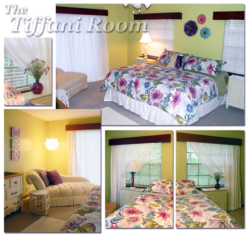 The Tiffani Room Collage of Photos