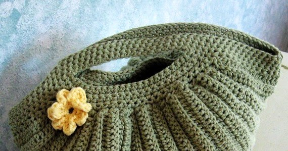 Crochet Stitches To Try : Crochet Patterns to Try: Easy Crochet Tutorial for Ripple Handbag ...