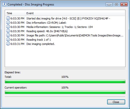 تحميل برنامج حرق وعمل الاسطوانات Daemon tools light مجانا