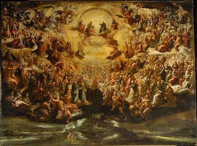 Resultado de imagem para céu catolico