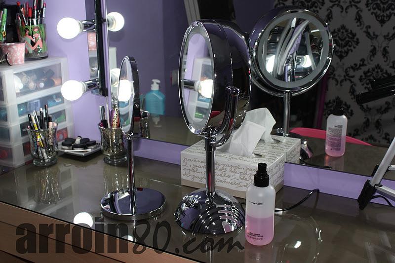 Arroin80 blog de belleza cosm tica y maquillaje for Espejo 8 aumentos