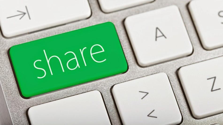 Cara membuat tombol share to social media tanpa plugin/tool