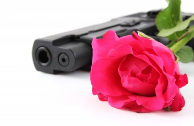 "Image ""Rose And Pistol by Pong"" courtesy of Pong at www.freedigitalphotos.net"