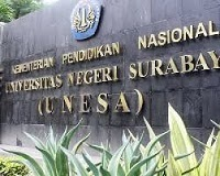 Unesa Surabaya - Recruitment Permanent Lecturers