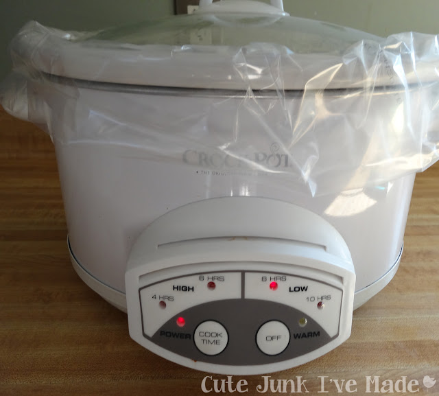 Homemade Crockpot Greek Yogurt - Crock Pot on Low