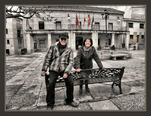 ARENAS DE SAN PEDRO-AVILA-AYUNTAMIENTO-VIAJES-PINTURA-PREMIOS-FOTOS-PINTOR-ERNEST DESCALS-CRISTINA BABOT-