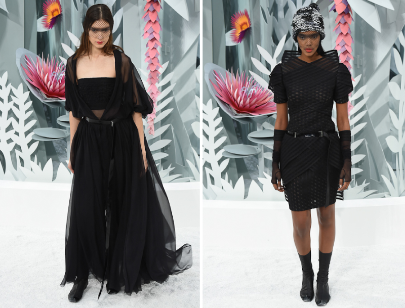 Desfile Chanel Primavera 2015