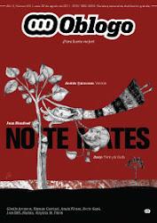 Este blog fue destacado con el Premio Oblogo-Banco Hipotecario 2011