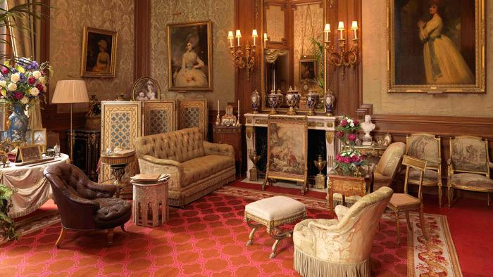 Loveisspeed Waddesdon Manor Is A Country House In