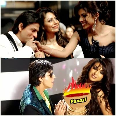 Gosip Skandal Renggangkan Shahrukh Khan & Priyanka Chopra ...