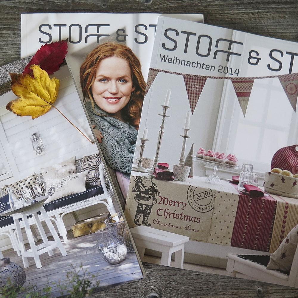 magazine Stoff&Stil