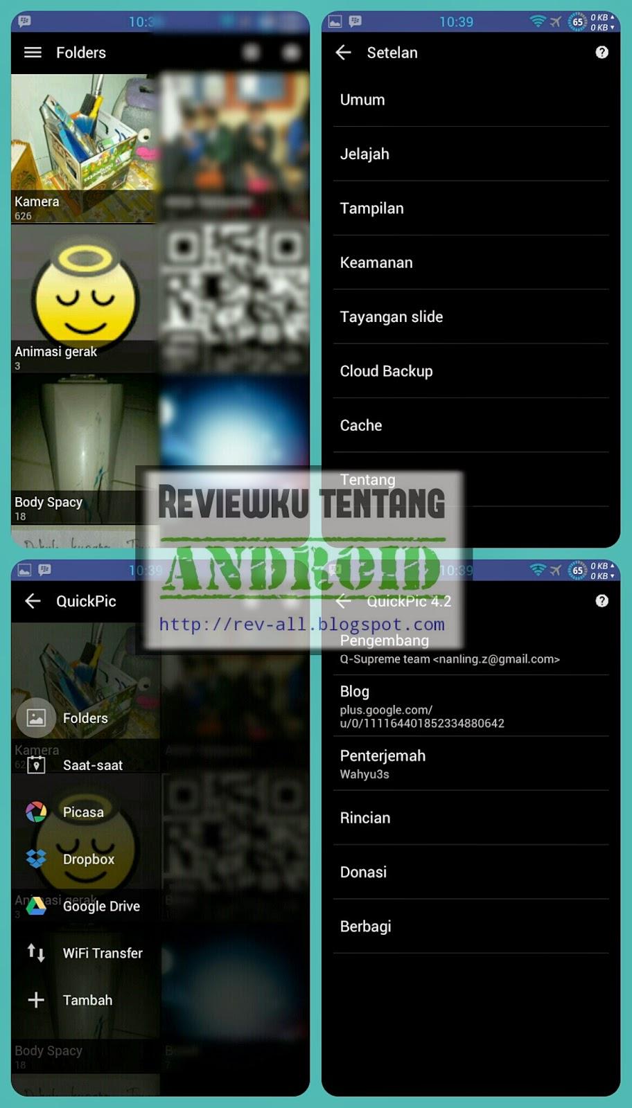 Tampilan aplikasi QUICKPIC - galeri mungil yang powerful untuk android (rev-all.blogspot.com)