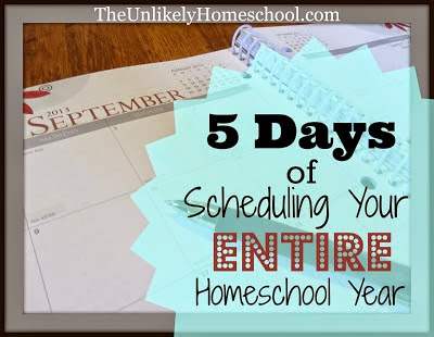 My {BIG FAT} List of 100 Resources for the Newbie Homeschooler {The Unlikely Homeschool}
