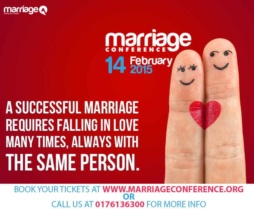 Marriage Conference - 14 February 2015 at PICC Putrajaya
