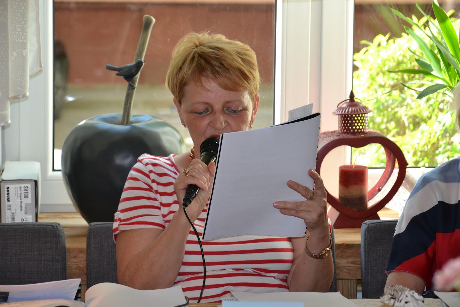 Lektorka Elżbieta Plata