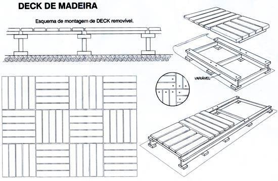 terraco jardim detalhe:Pisos Amadeirados: Assoalhos de Tábuas corridas (Tabuão), tacos de