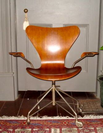 arne jacobsen office chair. Series 7 Arne Jacobsen Office Chair