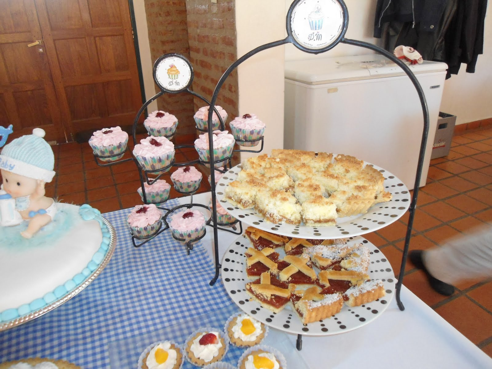 Desayunos, repostería y algo mas, Dulce María...: Mesa dulce de ...
