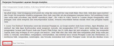 Cara Daftar dan Pasang Google Analitycs di Blog