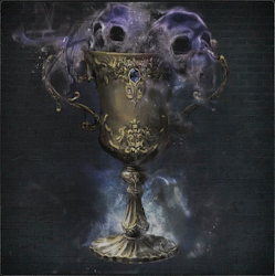 Cursed and Defiled Root Chalice